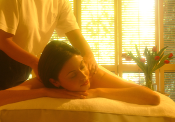 Spa Golden Massage