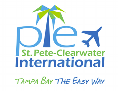 St. Pete-Clearwater International PIE Airport logo