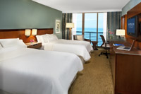 Ocean View Room with Two Queen Beds