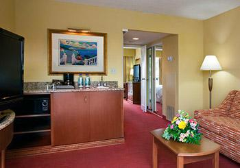 Marriott Suites Clearwater Beach hotel slideshow image 9