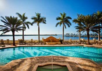 The Westin Cape Coral Resort at Marina Village hotel slideshow image 1