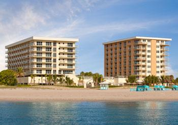 Fort Lauderdale Marriott Pompano Beach Resort & Spa hotel slideshow image 0
