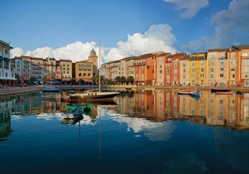 Loews Portofino Bay Hotel at Universal Orlando hotel slideshow image 0