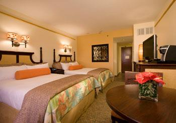 Loews Royal Pacific Resort at Universal Orlando hotel slideshow image 9