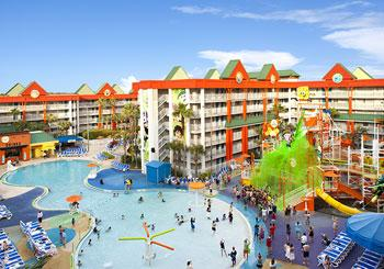 Nickelodeon Suites Resort hotel slideshow image 1