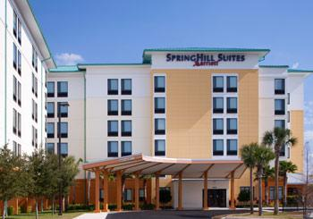 SpringHill Suites Orlando at SeaWorld® hotel slideshow image 0