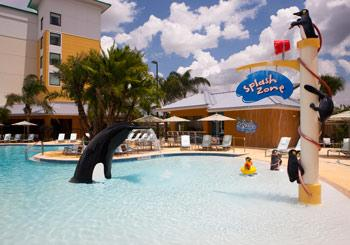 SpringHill Suites Orlando at SeaWorld® hotel slideshow image 1