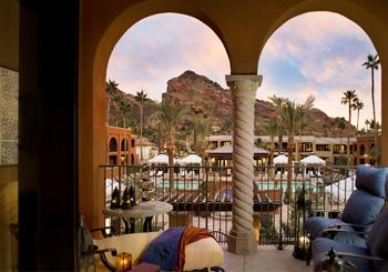 Omni Scottsdale Resort & Spa at Montelucia hotel slideshow image 8