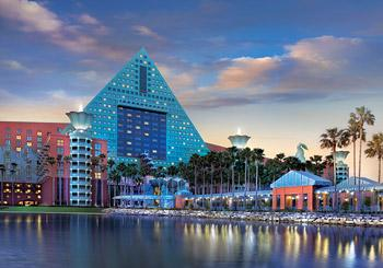 Walt Disney World Dolphin hotel slideshow image 0