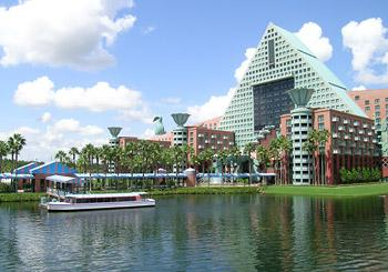 Walt Disney World Dolphin hotel slideshow image 1