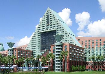 Walt Disney World Dolphin hotel slideshow image 2