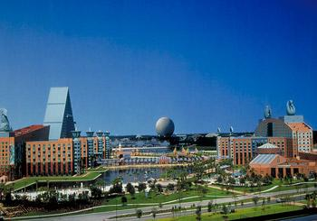 Walt Disney World Dolphin hotel slideshow image 6
