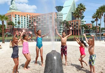 Walt Disney World Dolphin hotel slideshow image 16