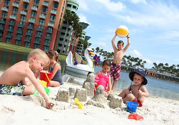 Walt Disney World Dolphin hotel slideshow image 15