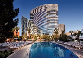 ARIA Resort & Casino hotel slideshow image 1