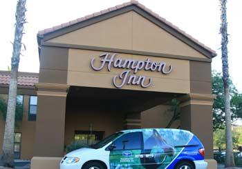 Hampton Inn Phoenix/Scottsdale hotel slideshow image 1