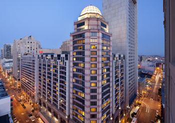Hilton San Francisco Union Square hotel slideshow image 1